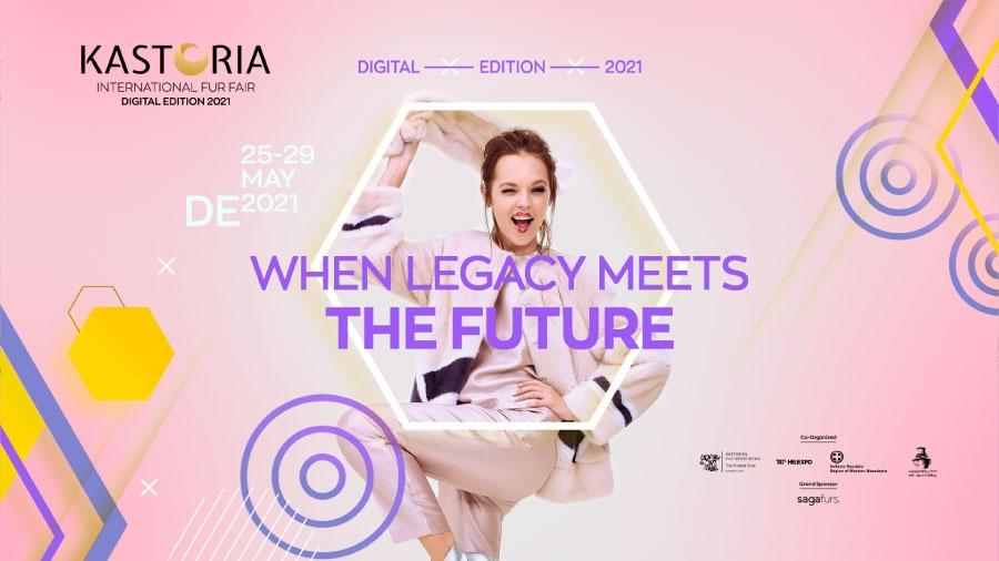 1st KASTORIA INTERNATIONAL FUR FAIR - DIGITAL EDITION 2021