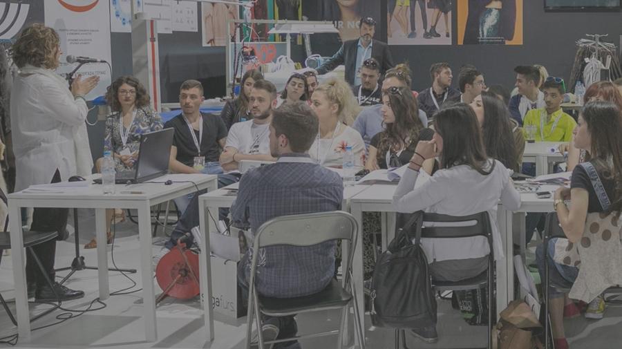 Σπουδαστές Σχολών Μόδας & Fashion Bloggers σε ένα ανοιχτό Workshop
